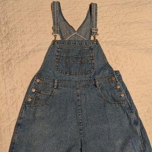 Pants - Bib-overalls Shorts Size Large